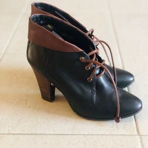 Shoes - High heels leather boots